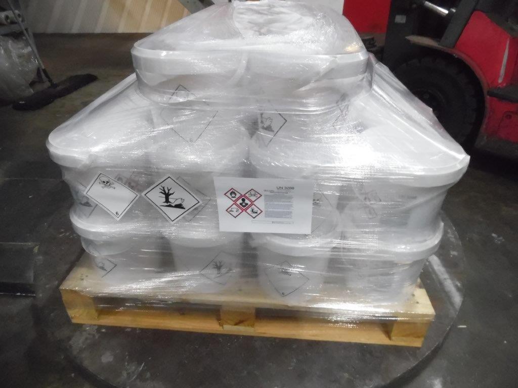 potassium dichromate 5 kg packing